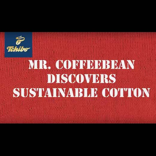 Mr Coffee Bean Discovers Organic Cotton