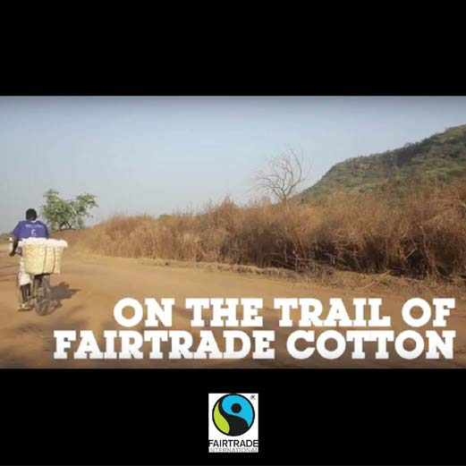 On The Trail of Fairtrade Cotton