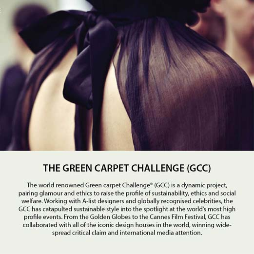 The Green Carpet Challenge